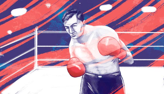 James J. Braddock, la cenicienta del ring.